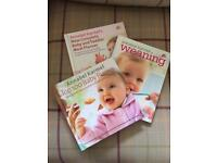 Annabel Karmel baby recipe book bundle