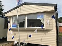 Modern 2 bedroom Holiday Home, Coopers Beach Holiday Park, ESSEX.