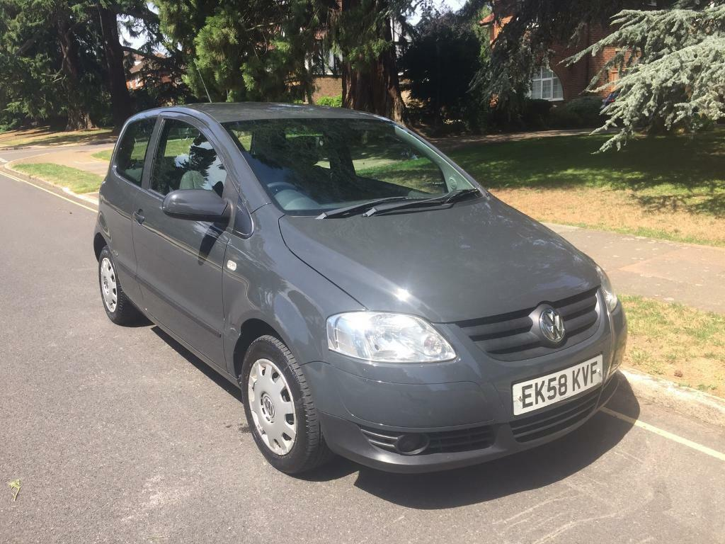 vw fox 2008 58 plate 79k lady owner in harrow london gumtree. Black Bedroom Furniture Sets. Home Design Ideas