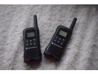 Motorola TLKR T60 (8 Channels) Two Way Radio | Used but Very good condition