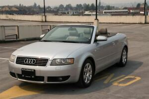 2003 Audi A4 Convertible JUST REDUCED MUST GO!