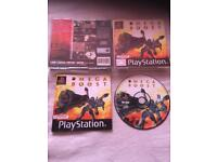 Ps1 omega boost rare complete and tested