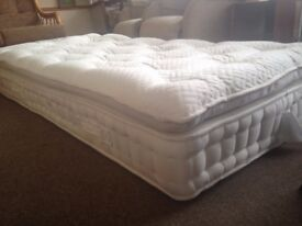 HIGH QUALITY, barely used, clean, like-new single mattress. Harrison Andorra 6500 pillow-top.