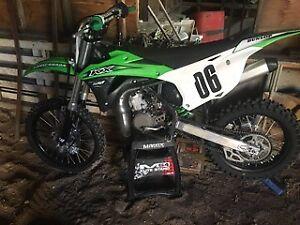 2016 Kawasaki KX 100