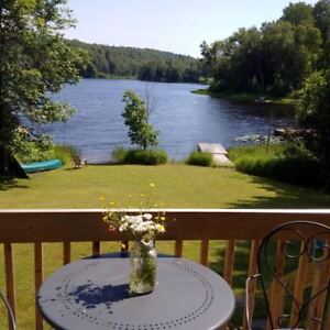 Waterfront Chalet For Sale