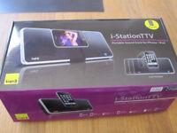 Logic 3 i-Station TTV Speaker system for iPod/iPhone 4S and older