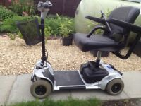 Lightweight, portable Mobility Scooter