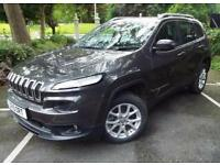 2015 Jeep Cherokee 2.0 CRD [170] Longitude Plus 5 door Auto Diesel Estate