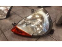 2003 FORD KA PASSENGER NEAR SIDE HEAD LIGHT COMPLETE