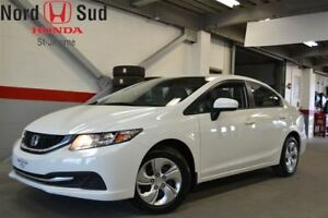 2014 Honda Civic LX*AUTOMATIQUE*TRÈS PROPRE*