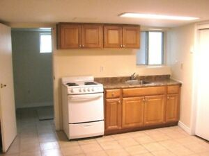 1 Bedroom Renovated Upper Beach Basement Apartment in Great Area