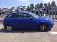 2003 Seat Ibiza 1,4 litre 5dr 2 owners