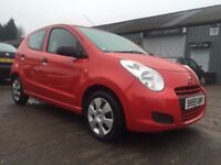 2009 09 SUZUKI ALTO SZ2 1.0 *£20 A YEAR ROAD TAX*