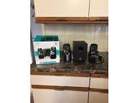 Logitech Speakers For Sale!!!