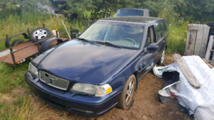 Volvo v70 turbo 5
