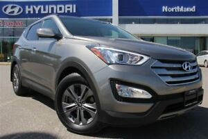2015 Hyundai Santa Fe Sport 2.4/AWD/Bluetooth/Leather/Moonroof/H