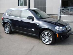 2012 BMW X5 50i M Pack 4.4L Turbo FULL + FULL GARANTIE