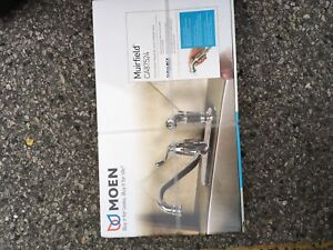 Moen CA87524 Kitchen Faucet With Side Spray
