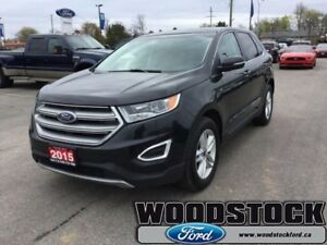 2015 Ford Edge SEL  CERTIFIED PRE OWNED 3.99%OAC UP TO 72 MOS