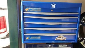 Tool chest and rolling tool box