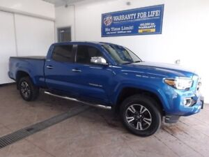 2016 Toyota Tacoma Limited 4x4 LEATHER SUNROOF