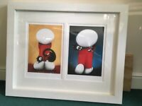 Rare Doug Hyde Artists Proof titled - Love You, Love Me
