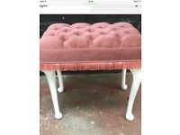 WANTED DRESSING TABLE STOOL