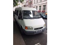 2000 (X) 2.5 D Ford Transit 6 Seater People Carrier/Camper Van - Mini Bus