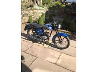 Bsa Bantam d14/4. 4speed. 175cc