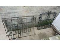 3 iron gates