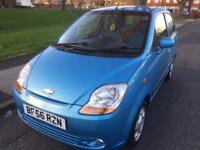 2006 CHEVROLET MATIZ SX 1.0L PETROL 5DOOR HATCBACK ONE OWNER FORM NEW LOW MILEAGE LOW INSURANCE