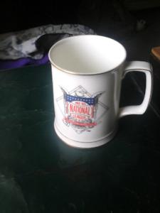 Royal Doulton Limited Edition Collector Mug