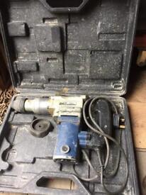 240 sds hammer drill/ breaker