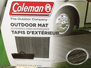 Coleman RV mat - brand new still in box.