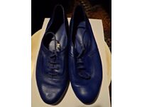 Royal Blue - Clarks - Size 6c