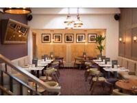 Assistant Restaurant & Bar Manager
