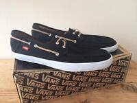 Men's VANS deck shoes