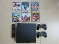 PS3 Video Game Console