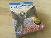 Blu-ray Game of Thrones. Brand new
