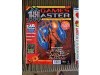 classic 90's gaming magazines (nintendo, sega, retro) £15 great condition