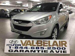 2011 Hyundai Tucson LIMITED CUIR TOIT AWD GARANTIE PROLONGÉE
