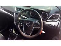 2016 Vauxhall Mokka 1.6i Exclusiv 5dr Manual Petrol Hatchback