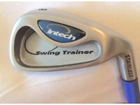 Intech Swing Trainer Golf Club 8 Iron Right Handed