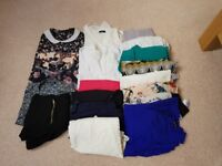 Size 14 tops and blouses