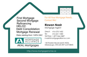 Refinance without breaking your mortgage