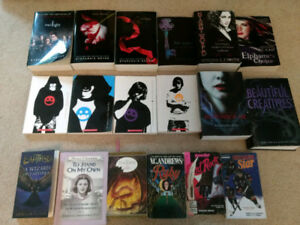 Assorted Youth Books
