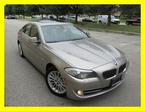 2011 BMW 535 X-DRIVE *LEATHER,SUNROOF,NAVIGATION,LOADED!!!*