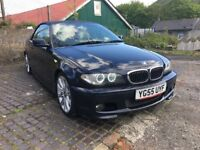 Bmw 3 Series convertible 320ci
