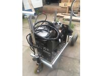 Mig welder and trolly