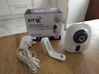 ADDITIONAL CAMERA / CAMERAS FOR BT DIGITAL VIDEO BABY MONITOR 1000 – TWO CAMERAS AVAILABLE